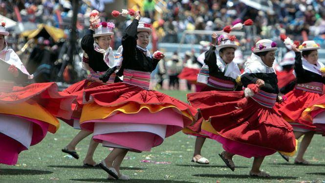 La fiesta de la Virgen de la Candelaria, la celebración religiosa más grande del sur peruano