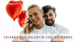 El Hotel Miguel Angel celebra un año más San Valentín
