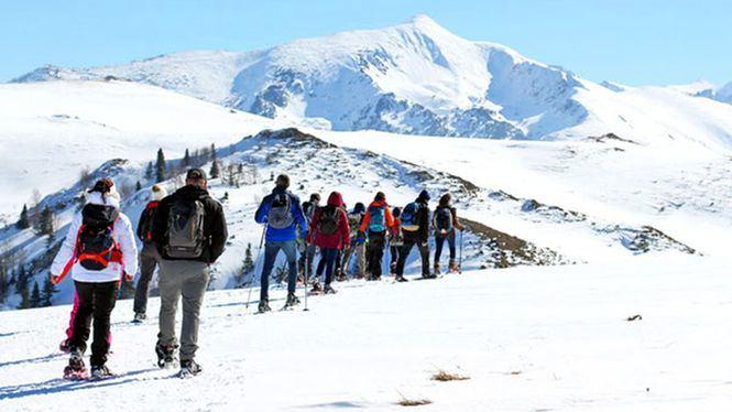 4ª edición de la Camuraquette en la estación de nieve Camurac