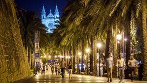 Una escapada por San Valentín a Palma de Mallorca