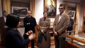 Inaugurada en Padrón la exposición fotográfica, Kumano Kodo. Camino de peregrinación