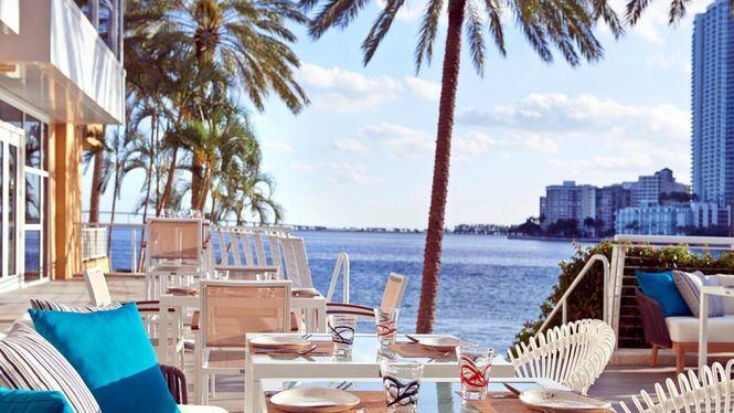 20 aniversario del hotel Mandarín Oriental, Miami