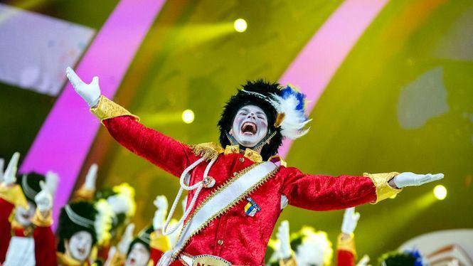 La gran fábula del Carnaval comienza en Las Palmas de Gran Canaria