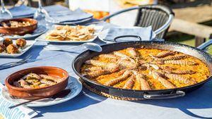 Sabrosas formas de degustar el arroz con galeras de Castellón