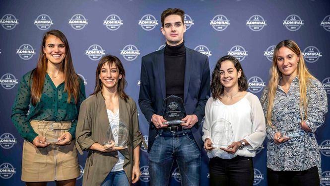 Entregados los Premios Admiral al Deporte Español 2019