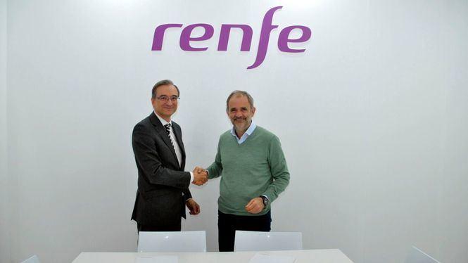 Renfe y Fundación Botín firman un acuerdo para atraer turismo por medio del ferrocarril