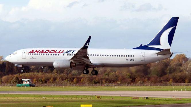 AnadoluJet se extiende gracias a sus nuevos vuelos internacionales