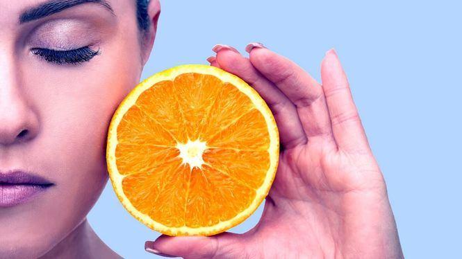 La vitamina C contra los efectos del frío en la piel