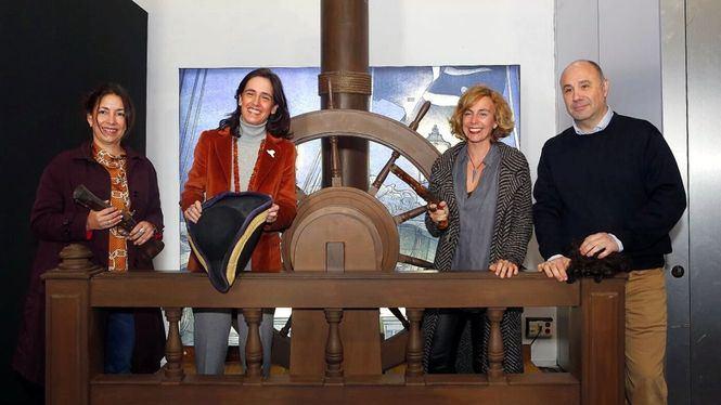 Inaugurada en Sevilla la exposición, Piratas. Los ladrones del mar