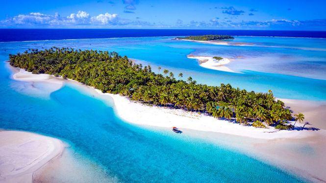 Islas Cook un destino romántico para celebrar el amor