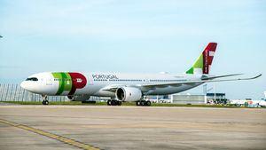 El primer mes de 2020 supuso un nuevo récord de pasajeros para la aerolínea portuguesa