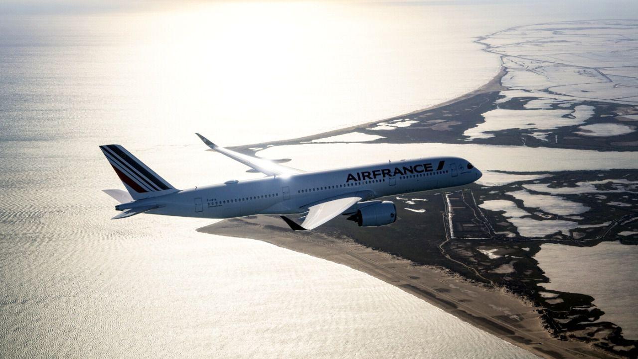 Llega el 350º A350 de Airbus a la flota de Air France | Inout Viajes