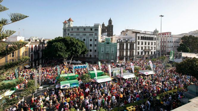 Cuenta atrás para que comience el Carnaval de Las Palmas de Gran Canaria