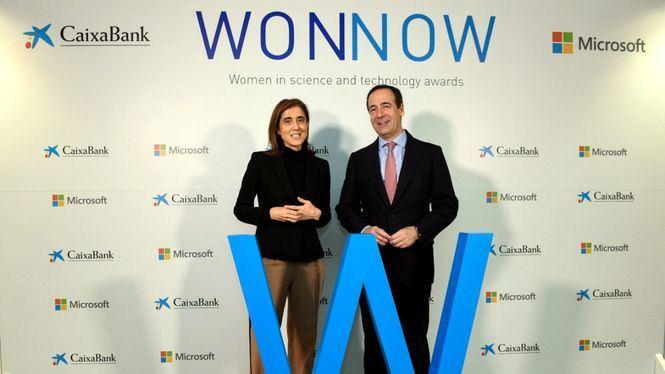 CaixaBank y Microsoft convocan los Premios WONNOW