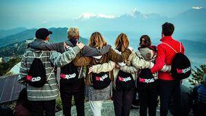 Viajar con un grupo de desconocidos en San Valentín, la apuesta más original de WeRoad
