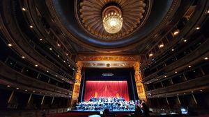 El Teatro de la Zarzuela recupera la ópera 'Farinelli'