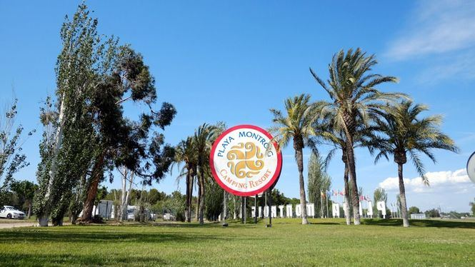 El camping tarraconense Playa Montroig abrirá sus puertas tras renovar sus infraestructuras