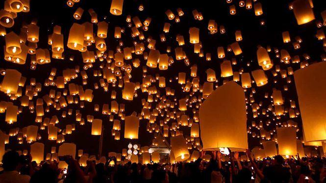 Festival de los Faroles de Taiwán registra más de 7 millones de visitantes