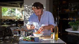 Pablo Albourne, Gipsy Chef, le saca partido a los pescados de Crianza de Nuestros Mares