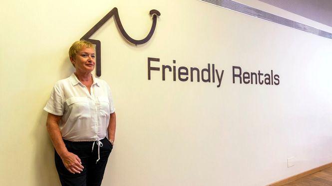 La compañía de alquiler de apartamentos vacacionales Friendly Rentals mantiene un crecimiento continuado