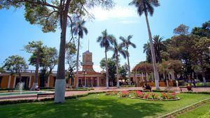 Plaza Barranco