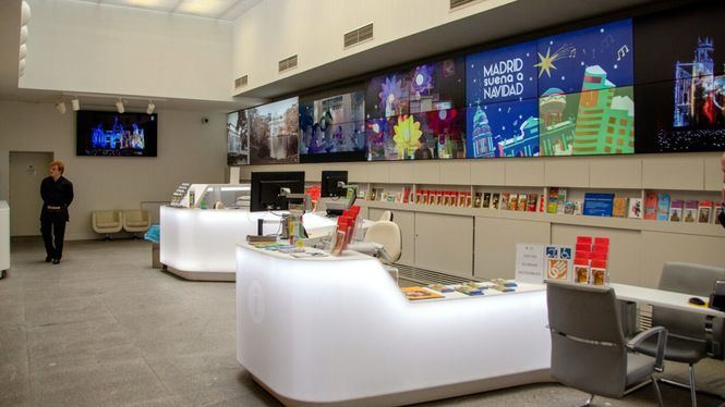 Inaugurada la tienda del Centro de Turismo de la Casa de la Panadería de la Plaza Mayor de Madrid