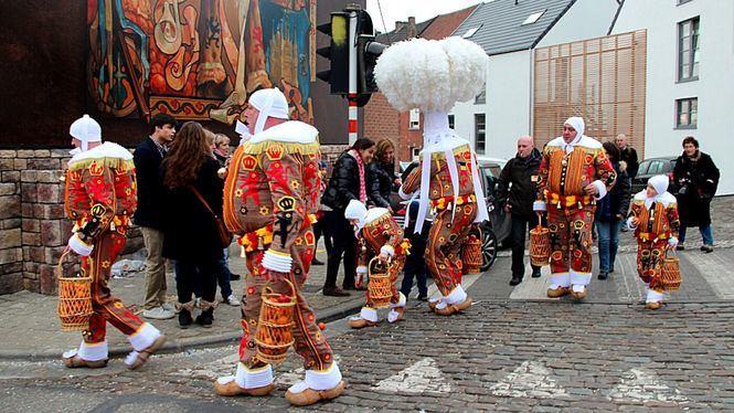 El Carnaval de Binche, uno de los más antiguos y curiosos de Europa