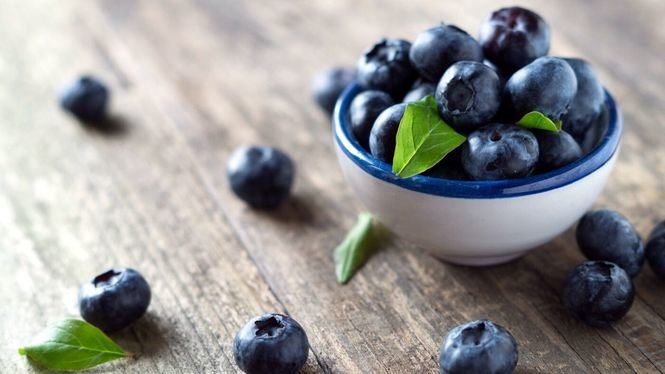 Los arándanos, antioxidantes de la naturaleza que aportan muy pocas calorías