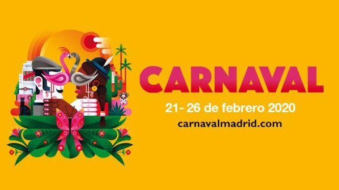 Matadero Madrid y la cultura iberoamericana, protagonistas del Carnaval de Madrid 2020