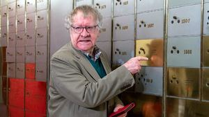 Ian Gibson deja dos libros de Gerald Brenan…