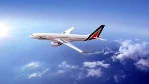 Alitalia continúa el crecimiento de larga distancia