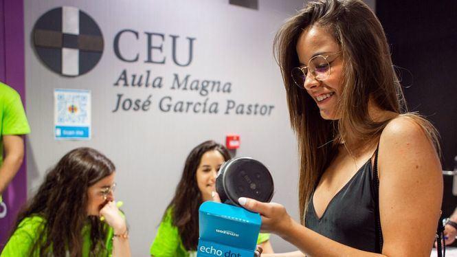 La Universidad CEU San Pablo presentará en AULA su innovación tecnológica