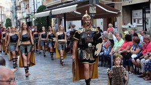 Fiesta de Cartagineses y Romanos de Cartagena