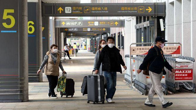 Taiwán fortalece medidas de prevención para COVID-19