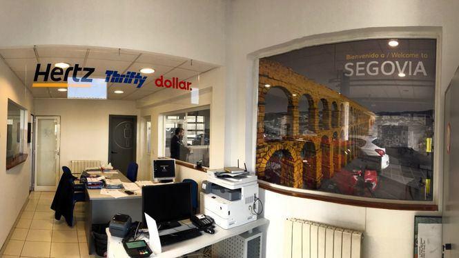 Hertz España abre una nueva oficina en Segovia