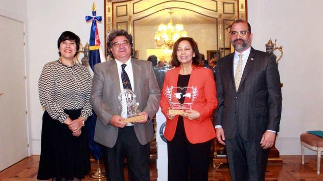 Entregados los Premios Padre Billini a la Solidaridad y a la Excelencia