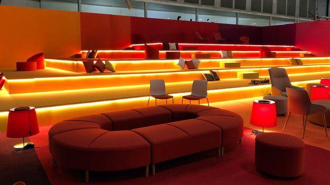 Una gran mesa de Teresa Sapey, Red y Actiu uno de los atractivos de ARCO