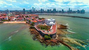 Panamá. Casco Antiguo