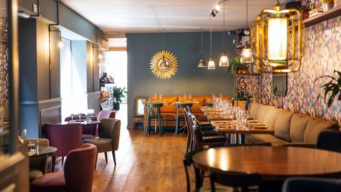Nueva carta del restaurante Ginette, productos de temporada y toque francés