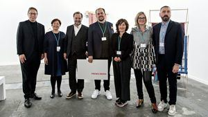 La galería Proyectos Ultravioleta gana el I Premio Iberia Diálogos en ARCOmadrid 2020