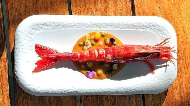El chef de Baobab Suites participará en la final del Concurso de Cocina Creativa de la Gamba Roja de Denia