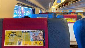 Los trenes del Vino y del Canal de Castilla inician su temporada de viajes turísticos entre Madrid y Valladolid
