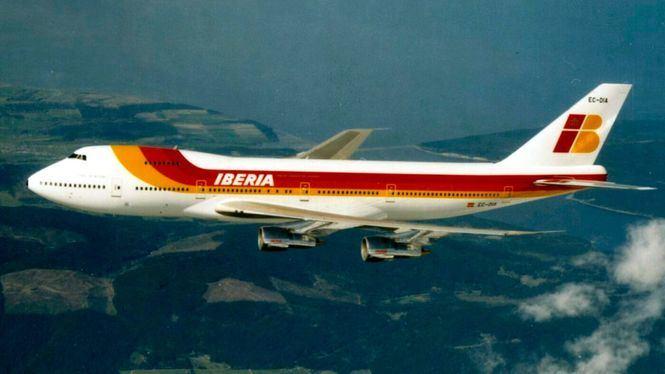 Iberia cumple 70 años en México