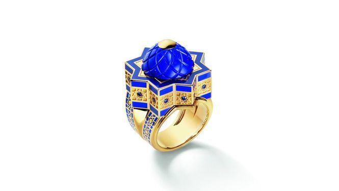 Chaumet realiza un viaje por el mundo a través de una colección de anillos de Alta Joyería