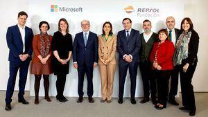 Fundación Repsol y Microsoft firman un acuerdo para proyectos educativos