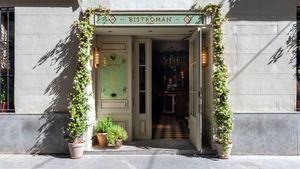 El restaurante Le Bistroman, presenta sus platos del día