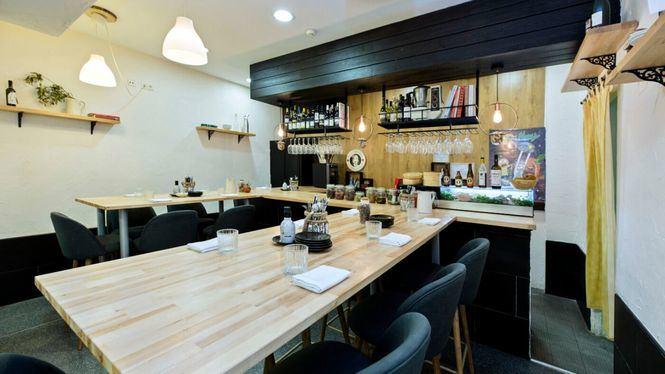 El restaurante Bichopalo alta cocina con esencia de mercado