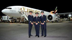 Emirates celebra la creciente contribución de las mujeres en la industria aérea