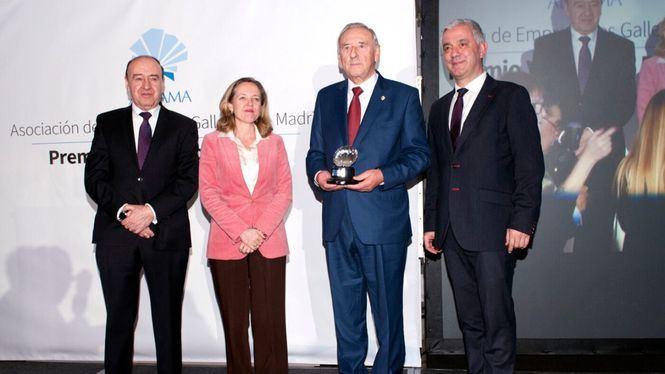 El presidente del Grupo ANJOCA galardonado con el XIV Premio Victoriano Reinoso