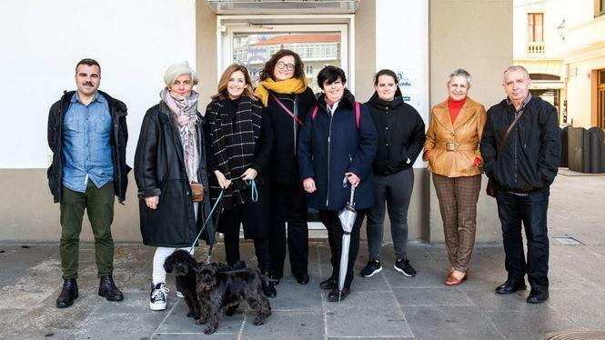 Arranca la iniciativa en La Coruña somos pet friendly